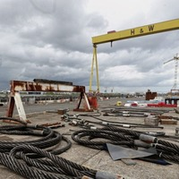 Harland & Wolff owner misses final payment `due to Covid-19 distruption'