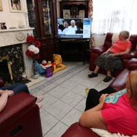 Family TV viewing returns with coronavirus crisis
