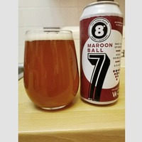 Craft Beer: Maroon Ball and The Hill of the Serpent from Cork's Eight Degrees