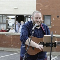 Former Voice contestant performs for north Belfast nursing home residents