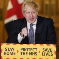 Boris Johnson: Face coverings could be advised when lockdown is eased