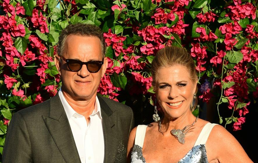 Tom Hanks Shares Photos of Donated Plasma (Ahead of Wedding Anniversary)