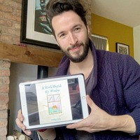 Derry writer's stuck-at-home-kid book encourages children to get creative
