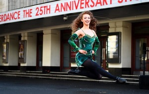 The Beeb goes behind the scenes as Riverdance's reaches its silver anniversary