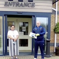 Cavan businessman gives hundreds of items of PPE to hardest hit counties