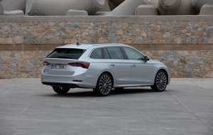 Skoda Octavia: Now with more of everything