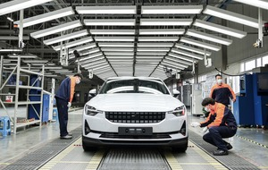 Safety first as Polestar 2 edges closer to Euro launch
