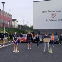GAA clubs leading the way in Lurgan response to Covid-19 lockdown