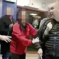 Police investigate after video shows Shankill bomber Sean Kelly being restrained outside supermarket