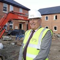 Construction firm Hagan restarts building on eight sites