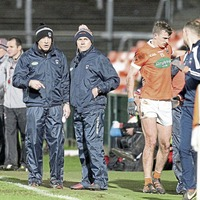 Drive for Division One will pave the way for Armagh Championship success, says Brian McAlinden