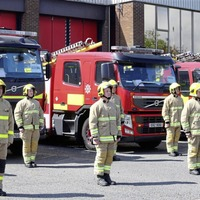 Fire stations fall silent in tribute to colleagues who have lost their lives