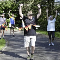 Video: Retired doctor celebrates birthday finish to 121km virtual Camino for Trocaire
