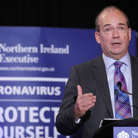 A number of weeks to go before NI lockdown eased, says chief medical officer