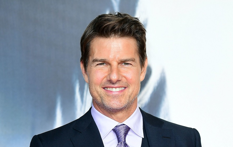 Tom Cruise planning to shoot action movie in space