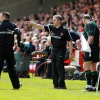 Time Out: Friday May 7 2010: Derry boss Damian Cassidy remains calm