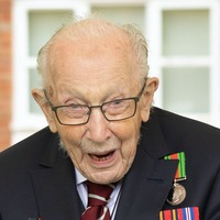 Captain Tom's local pub to kick off nationwide VE Day toast to veterans