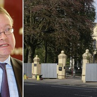 Attorney General intervenes in Belfast Chinese Consulate wall row