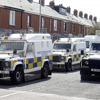 Police search teams back at the scene of Ardoyne gangland murder
