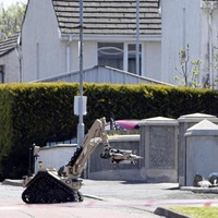Suspicious object discovered in Co Antrim declared a hoax, police say