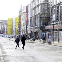 High rates making thousands of Belfast businesses ineligible for Covid aid' - Hamilton