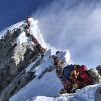 Swiss and American climbers die on Everest in season's first fatalities