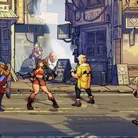 Games: Streets of Rage 4 marks the welcome return of Sega's seminal slaparound