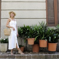 Fashion:Why a white dress will always remain the perfect summer staple