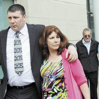 PSNI widow Kate Carroll left 'in bits' by sudden death of son