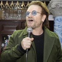 U2 frontman Bono to mark 60th birthday with a 'long walk' and time with his family