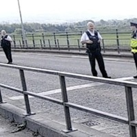 Gardaí and PSNI stage co-ordinated cross-border checkpoints