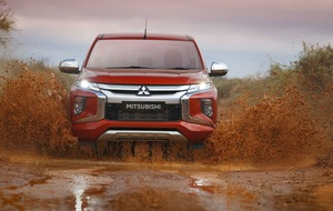 Mitsubishi L200: Still making a splash
