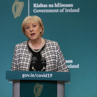 Irish government slogan to change from 'stay home' to 'stay local' from Monday