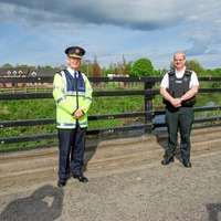 Border meeting for chief constable and Garda commissioner