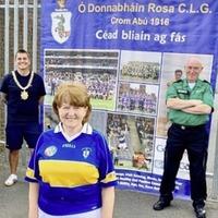 O'Donovan Rossa GAC cover 6,500 virtual miles in St John Ambulance fundraiser
