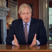 Boris Johnson: You should go to work if you can't work from home