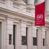 The Royal Opera House costume team make scrubs for NHS staff