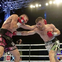 Paddy Gallagher hoping for title shot on Belfast behind-closed-doors bill