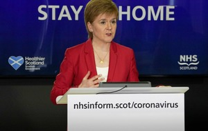 Scotland's tiered lockdown expected to begin on November 2