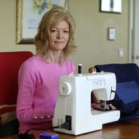 Co Down teacher sewing scrubs for NHS staff tells of boost it has given her during lockdown