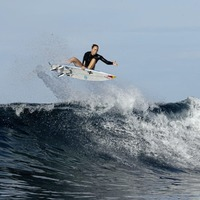 World surfing ace Carissa Kainani Moore: It's definitely OK for girls to be competitive
