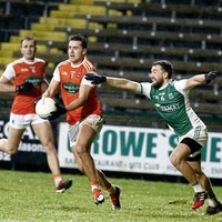 Armagh manager Kieran McGeeney: There's a good group there and I think they will do something in the future and I'd just love to be about when that happens