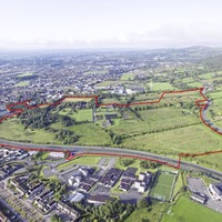 Derry house builder submits bid for £95m residential project in west Belfast