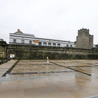 Guildhall Square among post-lockdown public spaces in Derry which could be used by restaurants