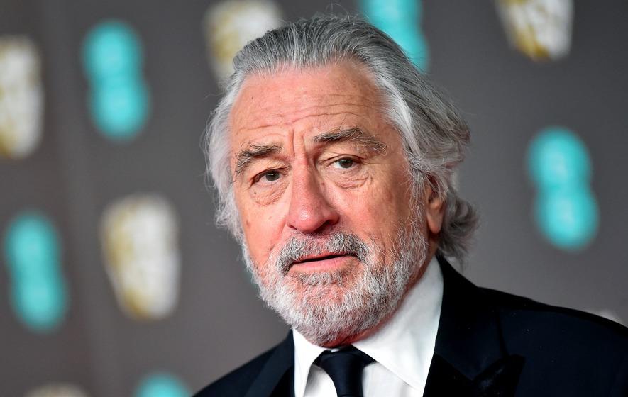 Robert De Niro says Trump doesn't care how many die of coronavirus