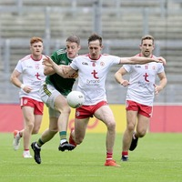 Difficult to get motivated for games behind closed doors, says Tyrone veteran Colm Cavanagh