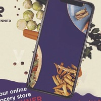 Warrenpoint businessman's supermarket food app takes to the Road(runner)