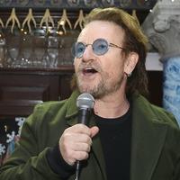 U2 lyrics handwritten by Bono to go under the hammer at charity auction