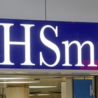 Revenues plunge at WH Smith as people stop travelling
