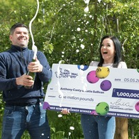 Uplifting news: Care home resident's birthday and key worker wins lottery